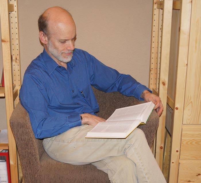 Karl Flentje aus der EFG Jena erstellt tägliche Andachten zum Tag.