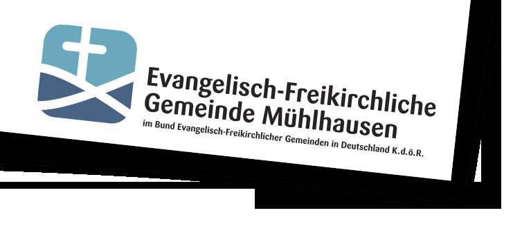 Logo der Evangelisch-Freikirchlichen Gemeinde Mühlhausen